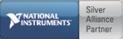 National Instruments Silver Alliance Partner